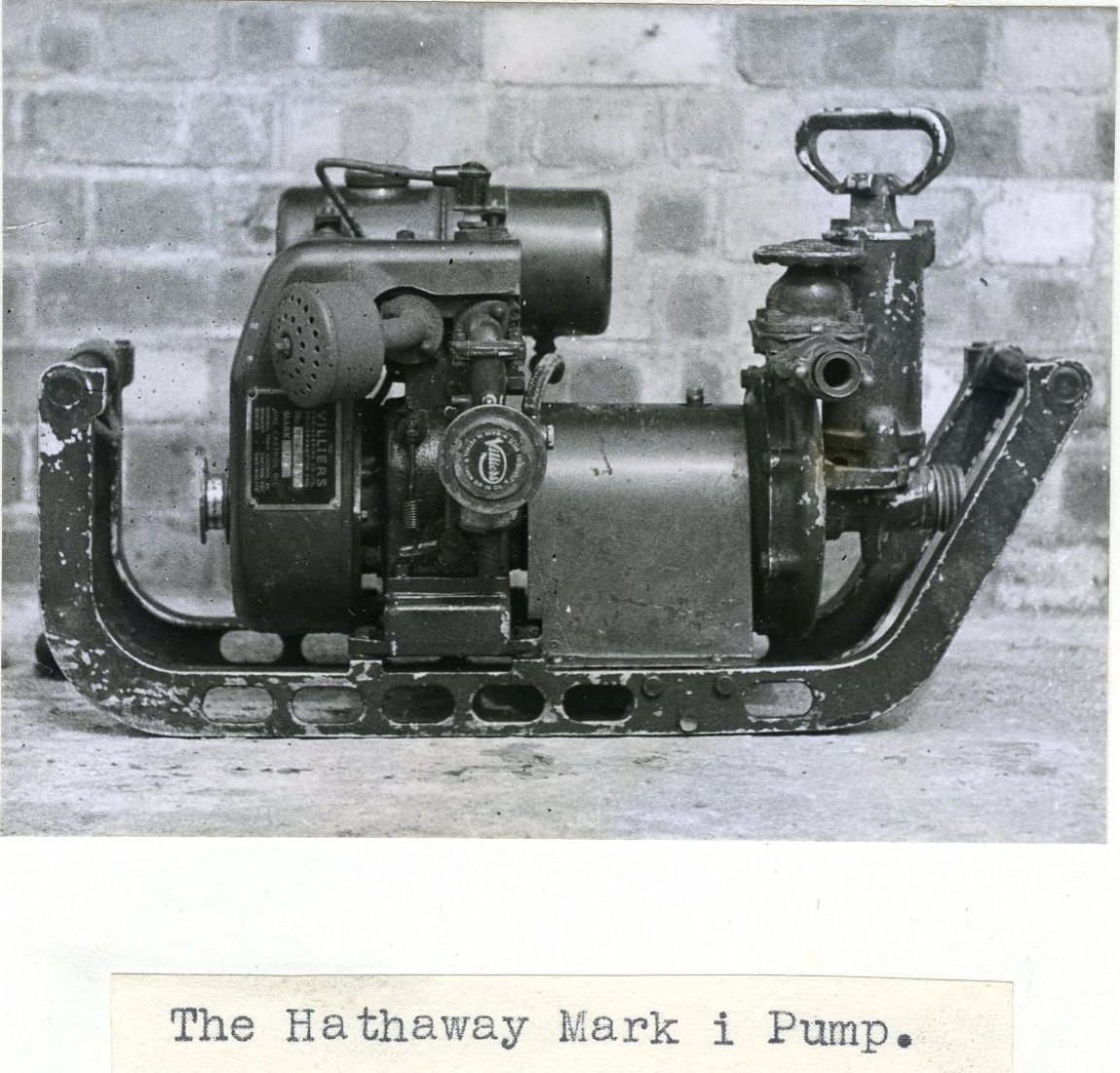Hathaway and Worthington/Simpson Fire Pumps